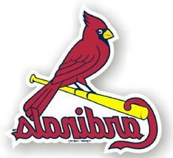 "St Louis Cardinals 12"" Car Magnet  MLB Auto Emblem Sticker D"