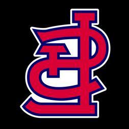 St. Louis Cardinals 2 PACK Die Cut Decal Sticker - You Choos