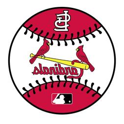 St. Louis Cardinals 2 PACK Die Cut Decal Sticker - You Choos