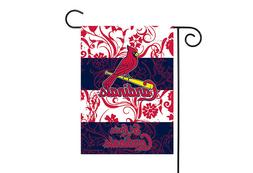 St Louis Cardinals Rico Premium 2-sided GARDEN Flag Outdoor