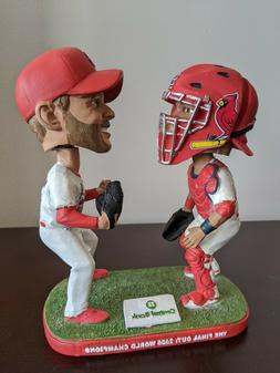 St. Louis Cardinals 2006 World Series Final Out Bobblehead M