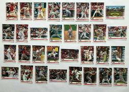 St. Louis Cardinals 2019 Topps Series 1, 2, & Update Base Te