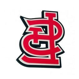 St Louis Cardinals 3D Foam Magnet  MLB Car Truck Emblem Stic