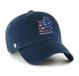 St. Louis Cardinals '47 Brand Blue Spangled Banner Clean Up