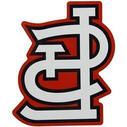 "St. Louis Cardinals WinCraft 6"" x 9"" Car Magnet"