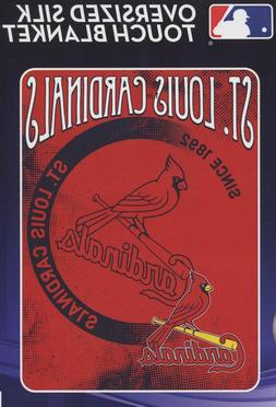 "St. Louis Cardinals 60""x80"" Silk Touch Blanket/Throw by Nort"