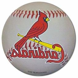 St Louis Cardinals Baseball Magnet - 3 Inches  MLB Auto Truc