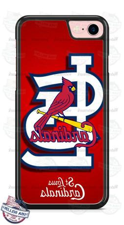 St. Louis Cardinals Baseball Phone Case Cover For iPhone 11P