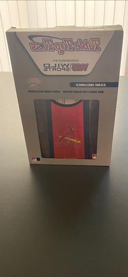 St. Louis Cardinals Baseball Tabletop Bean Bag Toss Cornhole