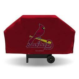 st louis cardinals economy vinyl grill cover
