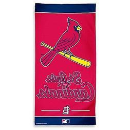 St. Louis Cardinals Fiber Beach Towel  MLB Blanket Vacation