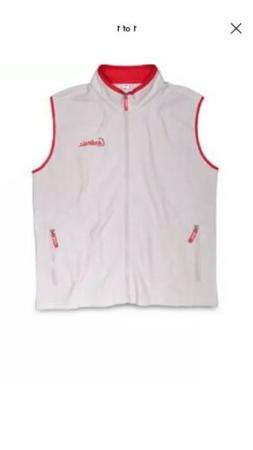 St Louis Cardinals fleece vest jacket SGA 4/19/19 size Adult