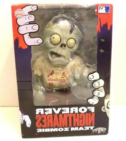 St Louis Cardinals Forever Nightmares TEAM ZOMBIE Scary NIB
