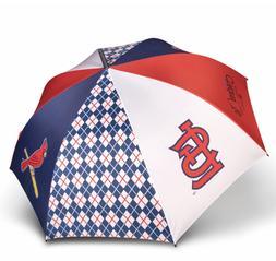 st louis cardinals golf umbrella beach sga