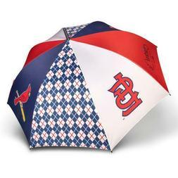 st louis cardinals golf umbrella presale 7