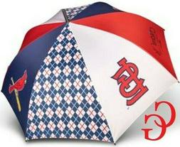 st louis cardinals golf umbrella sga 7