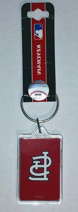 St Louis Cardinals Keychains Acrylic Style MLB  NL Central D