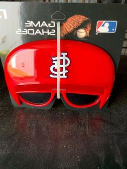 St. Louis Cardinals Kids Children's Novelty Sunglasses Sum