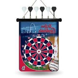 St Louis Cardinals Magnetic Dart Board