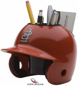 ST LOUIS CARDINALS - Mini Batters Helmet Desk Caddy