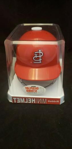 st louis cardinals mini batters helmet new