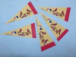 St. Louis Cardinals MINI PENNANT  Rico NWT  $5 retail
