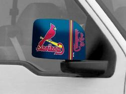 St Louis Cardinals Mirror Cover 2 Pack - Large Size  MLB Car