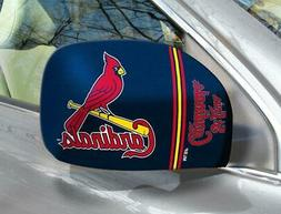 St Louis Cardinals Mirror Cover 2 Pack - Small Size  MLB Car