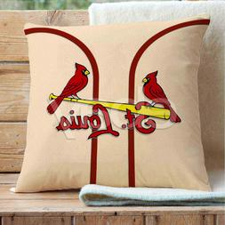 St Louis Cardinals ML Custom Pillows Car Sofa Bed Home Decor