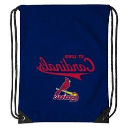 ST LOUIS CARDINALS MLB BACKSACK BAG TEAM LOGO DRAWSTRING SLI