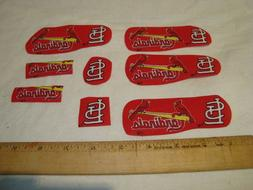 St Louis Cardinals MLB Baseball Cotton Fabric Iron-On Patche