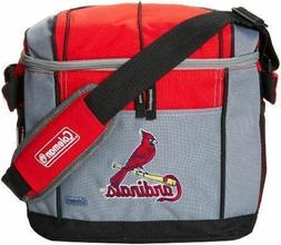 ST. LOUIS CARDINALS ~ MLB Coleman 16 Pack Soft Sided Insulat