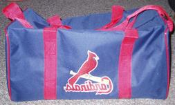 ST LOUIS CARDINALS MLB LICENSED DUFFEL BAG, NEW