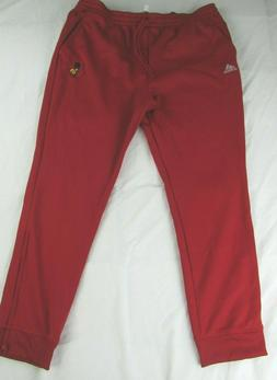 St. Louis Cardinals MLB Men's Drawstring Active Pants In Red