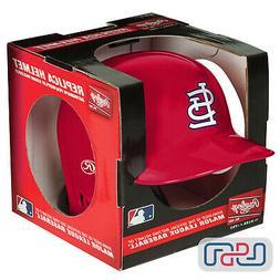 St. Louis Cardinals MLB Rawlings Mini Replica Baseball Helme