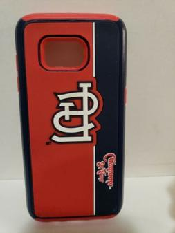 🔥 ST LOUIS CARDINALS MLB SAMSUNG GALAXY S7 EDGE HYBRID DU