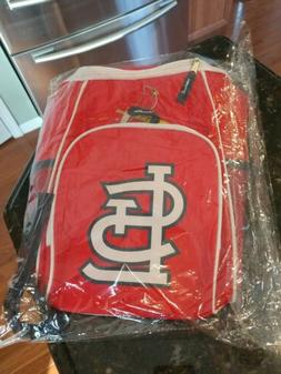 ST. LOUIS CARDINALS MLB STL Back Pack Soft Sided Insulated C