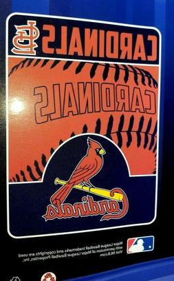ST LOUIS CARDINALS MLB SUPER SOFT PLUSH BLANKET THROW NWT FR