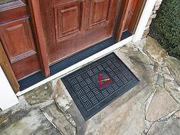 st louis cardinals mlb welcome door mat