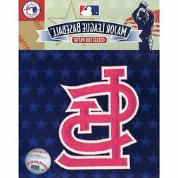 St Louis Cardinals Mothers Day Pink Sleeve Jersey Patch