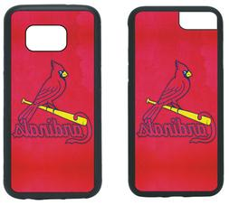 ST. LOUIS CARDINALS PHONE CASE COVER FITS iPHONE 7 8+ XS MAX