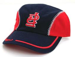 St. Louis Cardinals Red Navy Baseball Cap Child Size, New Er