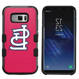 St. Louis Cardinals Rugged Hybrid Armor Case for Samsung Gal