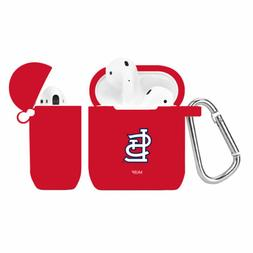 St. Louis Cardinals Silicone Cover Compatible With Apple Air