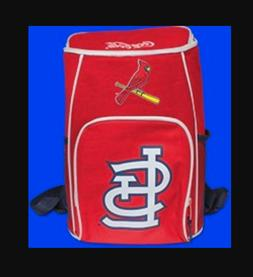 St. Louis Cardinals StL Cards Cooler Lunch Box Bag Backpack