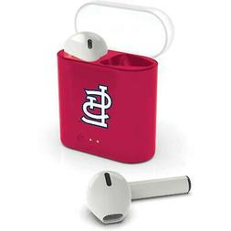 St. Louis Cardinals True Wireless Bluetooth Earbud Headphone