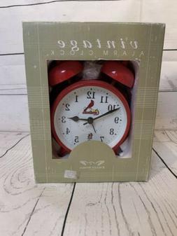 St. Louis Cardinals Vintage Alarm Clock