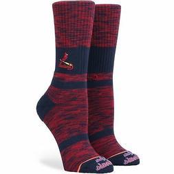 St. Louis Cardinals Stance Women's Classic Crew Socks