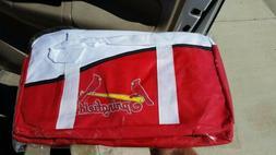 St Louis Springfield Cardinals Expedia gym duffle bag SGA