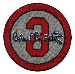 Stan 'The Man' Musial #6 St Louis Cardinals Memorial Gray Sl